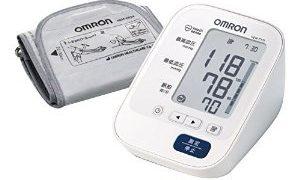 白衣症候群?健康診断で血圧注意といわれたあなたに上腕式血圧計