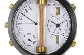 放置プレイ可能 電池交換も時刻あわせも不要なソーラー電波腕時計