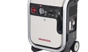 防災にアウトドアに電源が欲しい時に便利な小型カセットガス発電機