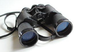 遠くのものを見てみよう アウトドアやコンサートに便利な双眼鏡