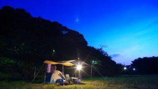 はじめてのキャンプでどれを買う?キャンプに必携のタープ