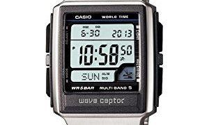 カシオウェーブセプターのデジタルは機能満載コスパ最高な電波腕時計