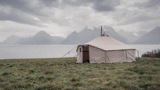 大人数でキャンプを大人8人以上で泊まれる大型テント