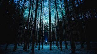 暗闇でもハンズフリーで手元を明るく照らすことができるヘッドライト