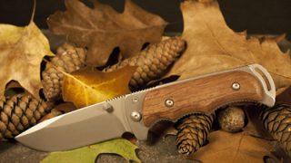 アウトドアや防災などに持っておくと便利なシースナイフ・アウトドアナイフ