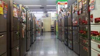 500Lクラスでも年間299kwh以下の省エネ大容量冷蔵庫