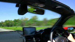 【車載ホルダー】でスマホをカーナビとして利用する